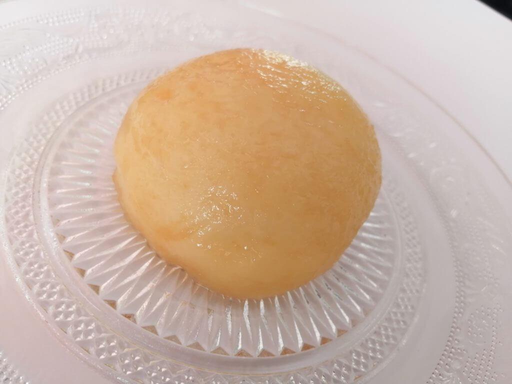 岡山白桃の食べ頃